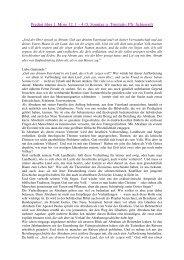 Predigt über 1. Mose 12, 1 – 4 (5. Sonntag n. Trinitatis; Pfr. Schiemel)