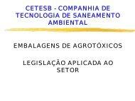 DIRETORIA DE CONTROLE DE POLUIÇÃO AMBIENTAL - ASEC
