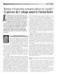 son article... - Soeurs de Sainte-Croix - Page 6