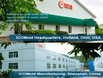 Cost-efficient Plastic Injection Molding Supplier