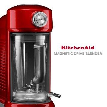 KitchenAid Magnetic Drive Blender