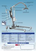 Brochure Home Care Lifter - Aidacare - Page 2