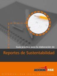 Guía para Elaborar Reportes de Sustentabilidad - Mapeo de ...