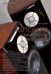 Usher Dancer Mini-1 DMD - Audiofast