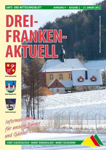 Ausgabe 02/2012 - Geiselwind