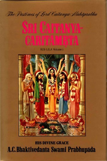 A. C. Bhaktivedanta Swami Prabbupada - Prabhupada