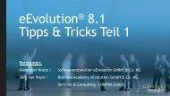 Alexander Kranz / Softwareentwickler eEvolution GmbH & Co. KG ...