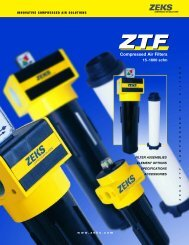 P01073 ZTF - ZEKS Compressed Air Solutions