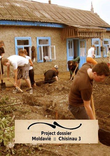 Project dossier Moldavië :: Chisinau 3 - Livingstone