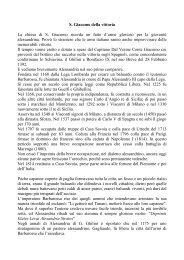 San Giacomo della Vittoria - Diocesi di Alessandria