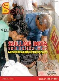 SKILLING INDIA SKILLING INDIA - Sahaj