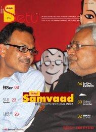 SAHAJ Newsletter Sep-Oct, 2012