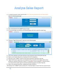 1) To analyze transaction report open the URL: http ... - Sahaj