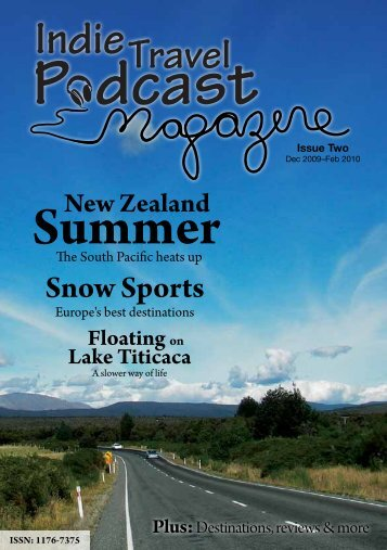 New Zealand Summer - The Indie Travel Podcast