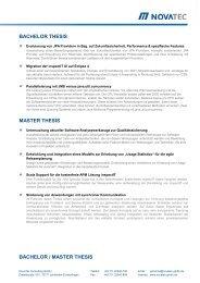Aktuelle Thesis Themen_mit Text-2 - Informatik Forum Stuttgart