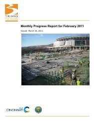 IDMA February 2011 Monthly Report - The Banks Public Partnership