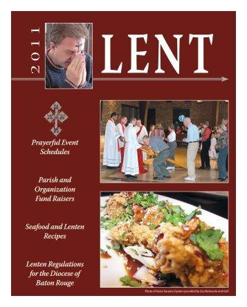 February 23, 2011 - The Catholic Commentator