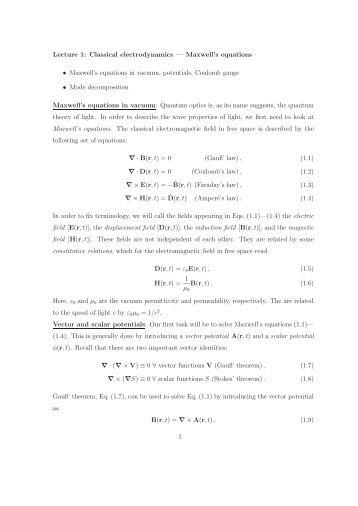 Jackson electrodynamics homework solutions