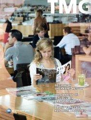 Semi-Annual Report 2008 - TMG corporate