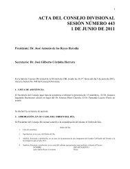 Acta 443, 1 de Junio 2011 - CBI - UAM