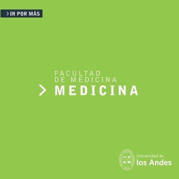 Folleto Medicina (23x23) copia - Universidad de los Andes - Admisión