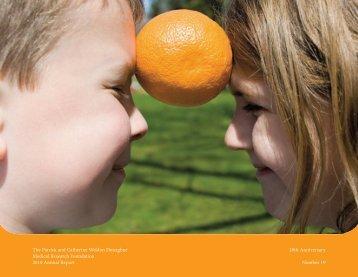 2010 - Donaghue Foundation