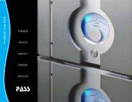 P rod uct Line 2012 - Pass Labs