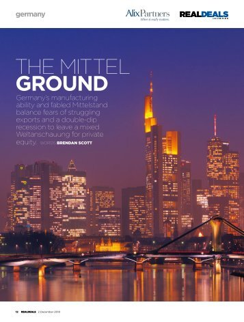 RealDeals | The Mittel Ground