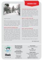 """Kar mücadelesi yapıldı Sayfa 6 İşletme Projesi'ne """"EVET"""" Sayfa 11 - Page 3"""