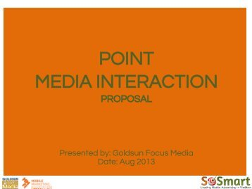 POINT MEDIA INTERACTION - sosmart - point