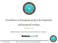 Authors: Prof. Dr. Steve Quarrie; Mr. Bosko ... - Razvoj karijere