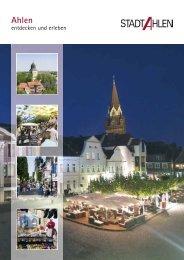 Neubürgerbroschüre der Stadt Ahlen (Stand: Frühjahr 2010)
