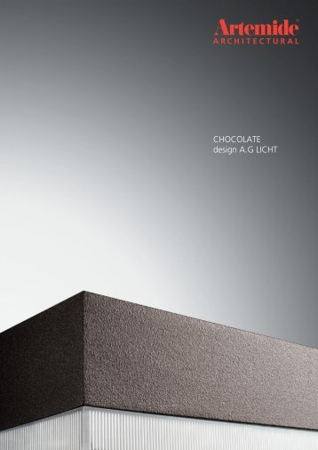 CHOCOLATE design A.G LICHT