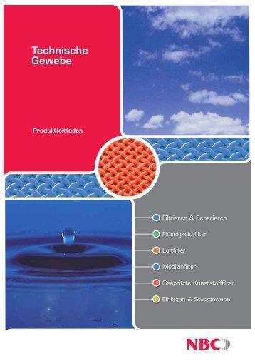 Download Informations-Sheet Filtration (PDF / 650 KB)
