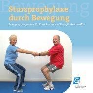 Sturzprophylaxe durch Bewegung - Demenzkampagne Rheinland ...