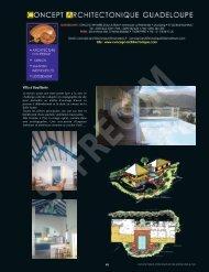 Concept Architectonique - L'Architecture