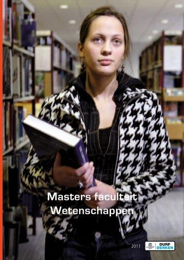 Master - DMBR - Universiteit Gent