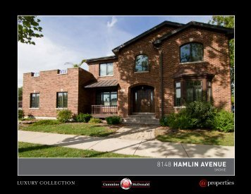 8148 HAMLIN AVENUE - Properties