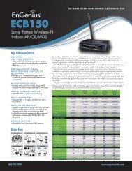 ECB150 - EnGenius Technologies