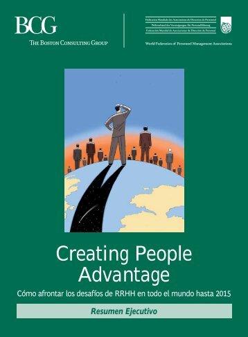 Creating People Advantage - ACRIP Nacional