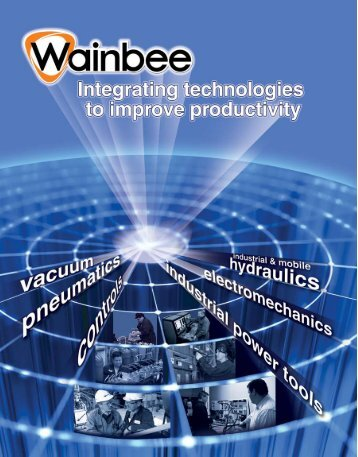 Wainbee Capabilities, Products and Services
