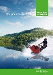 Katalog Nokian poletje - Petrol