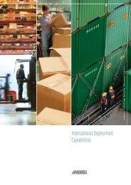 International Deployment Capabilities - sge.com.sa