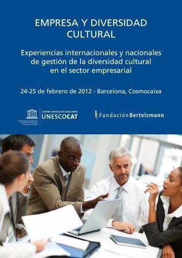 Programa Empresa y diversidad cultural - Fundación Bertelsmann
