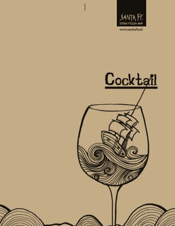 Cocktail-Auswahl downloaden - Santa Fe