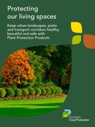 Plant Protection Products for Urban Use