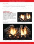 Gas Log Sets Vented/Vent-Free Burners Vented ... - Mrohsgas.com - Page 3