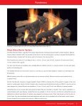 Gas Log Sets Vented/Vent-Free Burners Vented ... - Mrohsgas.com - Page 5