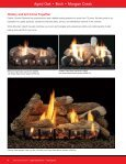 Gas Log Sets Vented/Vent-Free Burners Vented ... - Mrohsgas.com - Page 6