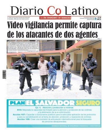 Edición 8 de Julio de 2015